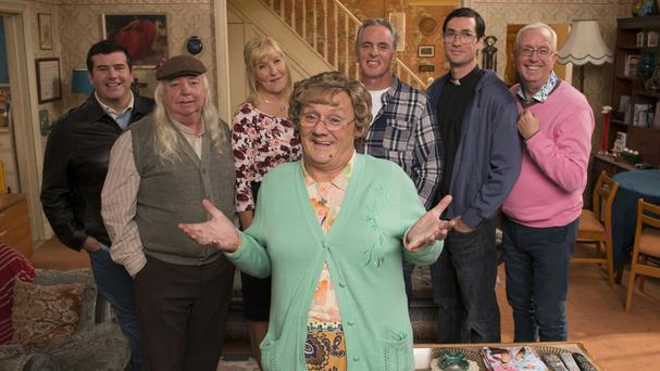 Mrs Brown's Boys D'Movie looks set to break the Irish box office record