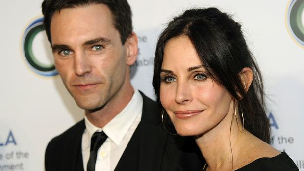 Courteney Cox is marrying Snow Patrol's Johnny McDaid