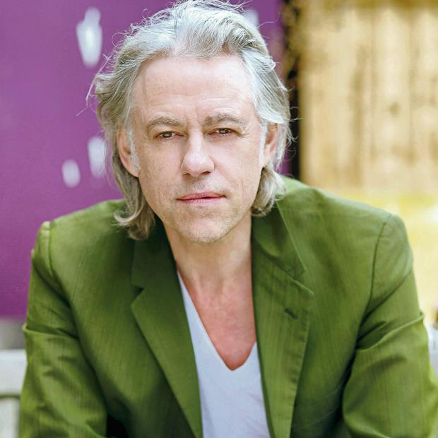 Bob Geldof spoke of losing his daughter Peaches. Photo: Anthony Harvey/Getty Images