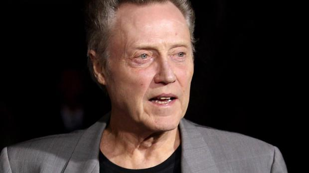 Christopher Walken will play Captain Hook in a live TV version of Peter Pan