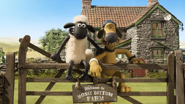 Shaun the Sheep has topped a poll of favourite BBC children's characters over the last 70 years