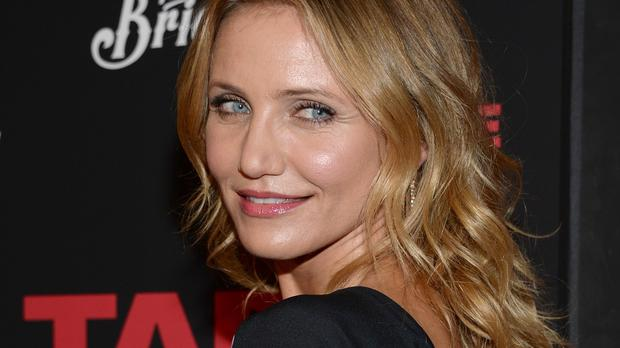 Cameron Diaz sparked speculation about her friendship with Drew Barrymore