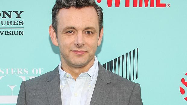 Michael Sheen plays Dr William Masters in Masters Of Sex