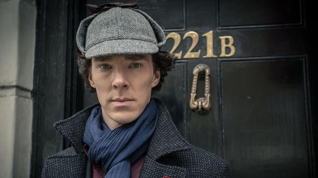 Benedict Cumberbatch has hinted he knows what happened to Moriarty in Sherlock