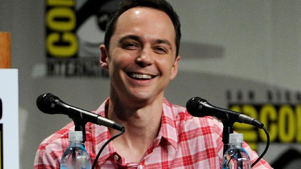 Jim Parsons, who plays Sheldon Cooper, is one of the stars said to be negotiating a new contract for The Big Bang Theory (AP)