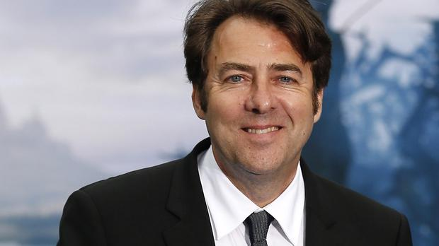 Jonathan Ross doesn't think he can compete with American chat show hosts
