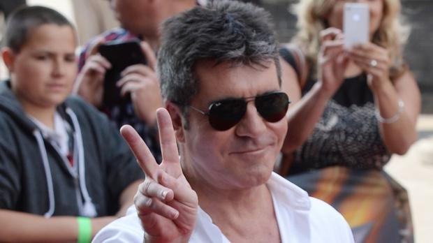 Simon Cowell has supported Scotland staying in the UK