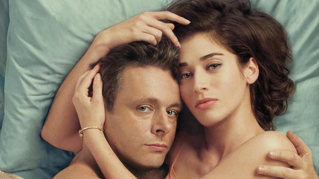 Michael Sheen and Lizzy Caplan star in Masters of Sex