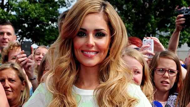 Cheryl Fernandez-Versini has been booed by the crowd at The X Factor's Boot Camp