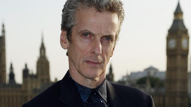 Peter Capaldi feared he was too old to play the Doctor
