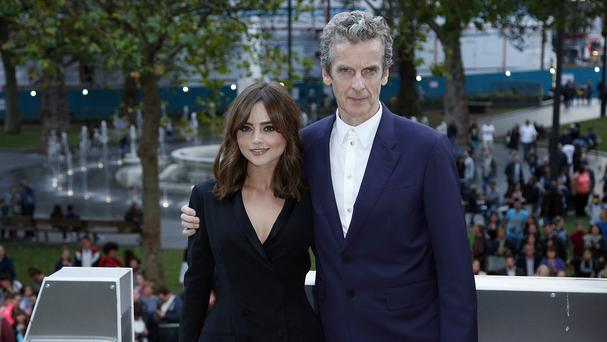 Peter Capaldi has received mixed reviews as the new Doctor