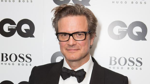 Colin Firth: Tinder is...
