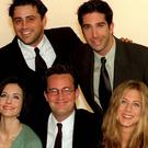 Friends, starring Matt Le Blanc, David Schwimmer, Courteney Cox, Matthew Perry and Jennifer Aniston, along with Lisa Kudrow, is celebrating its 20th anniversary