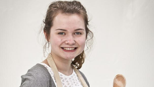 Martha Collison was juggling baking and her studies