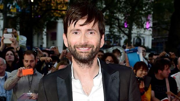 David Tennant is looking forward to unveiling Broadchurch series two and Gracepoint