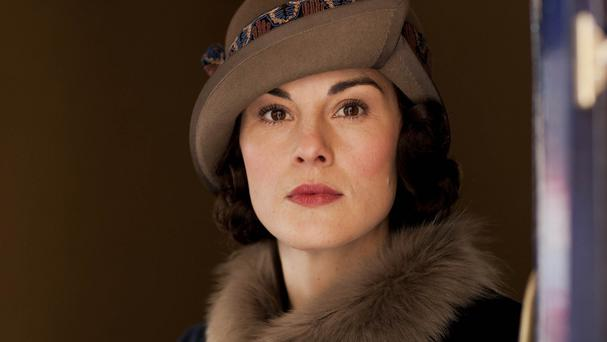 Downton Abbey's Michelle Dockery says Lady Mary Crawley has a soft side