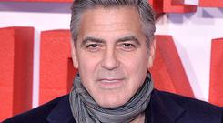 George Clooney and his wife Amal enjoyed a post-wedding dinner in the UK