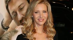Lisa Kudrow would do a Friends reunion - if it was a whole series