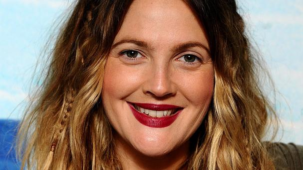 Drew Barrymore has two young children
