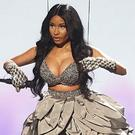 Nicki Minaj during the 2014 MTV Europe Music Awards