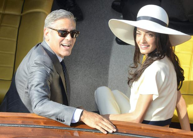 George Clooney to holiday in Ireland with his new wife Amal