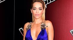 Rita Ora's cleavage caused offence to some viewers of The One Show