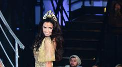 Katie Price Katie Price has chosen to save Katie Hopkins from eviction on Celebrity Big Brother