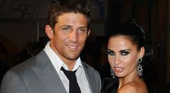Alex Reid and Katie Price split in 2011