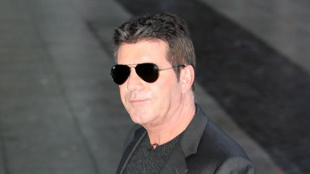 Simon Cowell was hypnotised by a dog