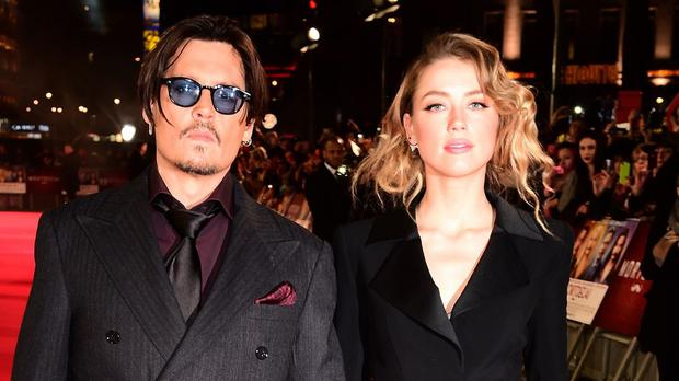 Johnny Depp and Amber Heard have been engaged since March 2014