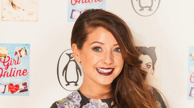 YouTube vlogger Zoella is taking part in The Great Comic Relief Bake Off