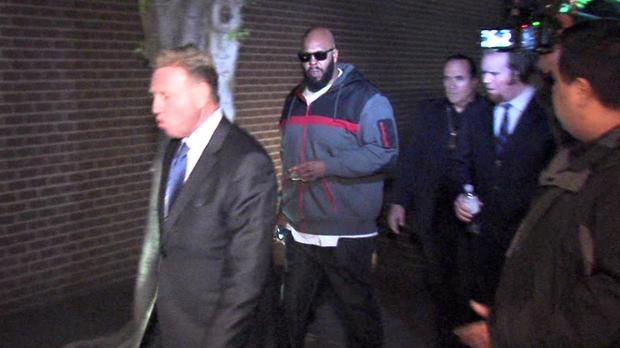 Death Row Records founder Marion