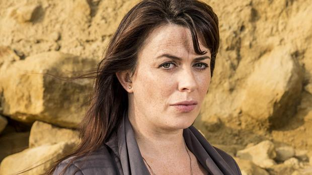 Eve Myles stars as Claire Ripley in Broadchurch (ITV/Kudos)