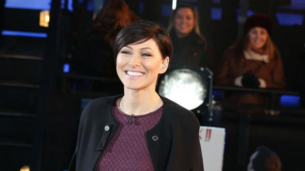 Emma Willis will no longer co-host Celebrity Big Brother's Bit On The Side