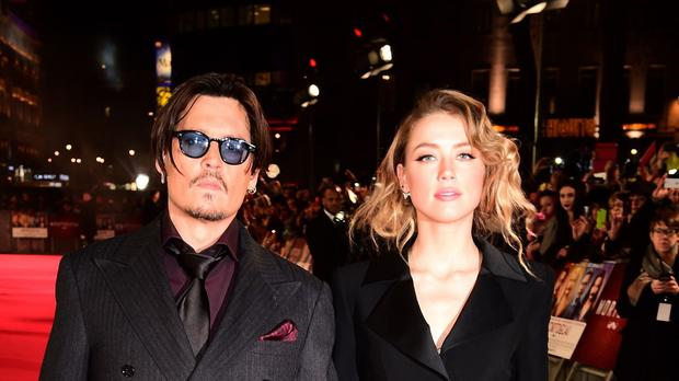 Johnny Depp and Amber Heard have reportedly got married