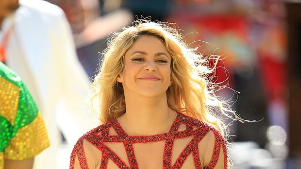 Shakira is now a mum of two