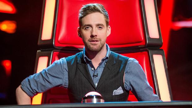 Ricky Wilson says the last series of The Voice was tough