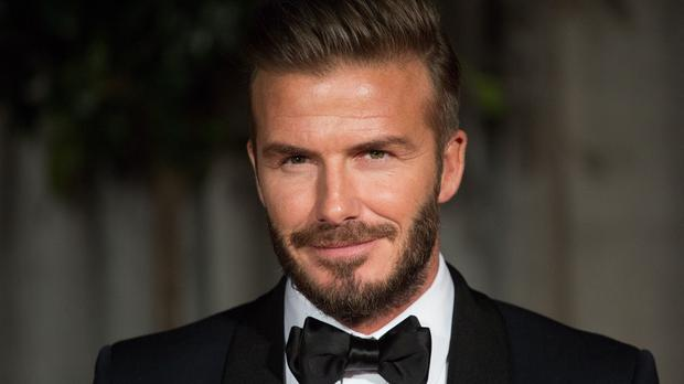 David Beckham has launched a new charity with Unicef