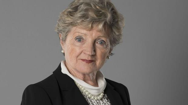 Julia McKenzie plays a spiteful social climber in The Casual Vacancy