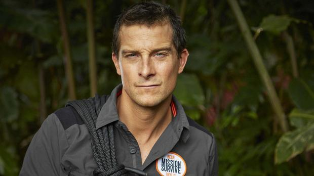 Bear Grylls is a dad to three sons