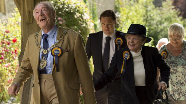 The Casual Vacancy pulled in 7.3 million viewers (BBC)
