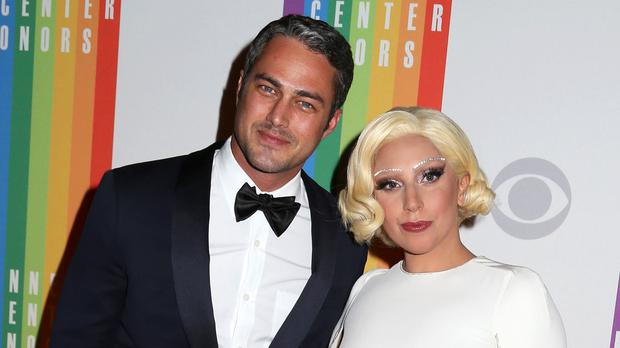 Lady Gaga is engaged to actor Taylor Kinney.