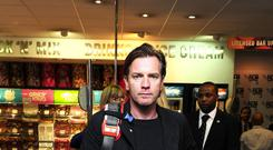 Ewan McGregor is to try his hand at directing