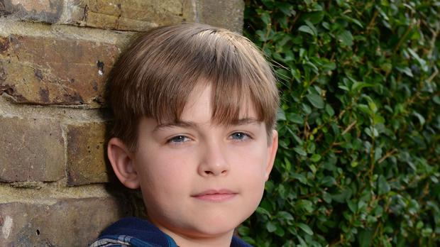 Bobby Beale played by Eliot Carrington who was revealed as the killer of Lucy Beale in the BBC One soap, EastEnders