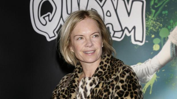 Mariella Frostrup described turning 50 as 'traumatic'