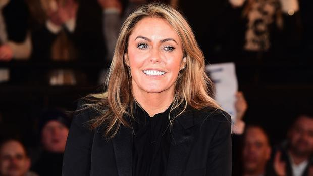 Four-times married Patsy Kensit hopes to find love again, she told Hello! magazine