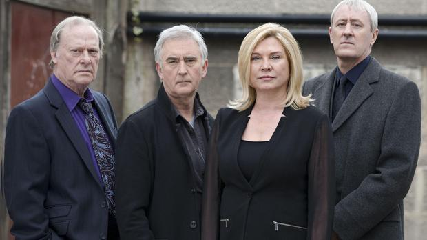 New Tricks follows the fictional Unsolved Crime and Open Case Squad