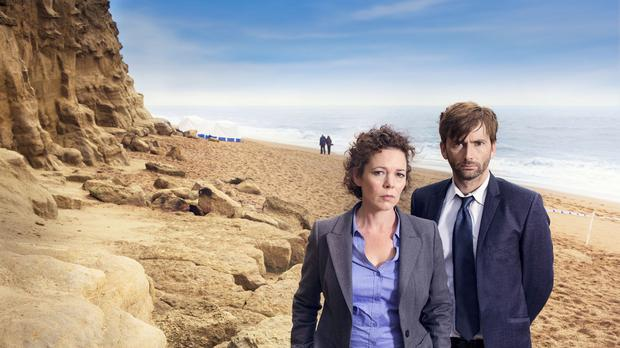Olivia Colman and David Tennant are to return as Detective Inspector Alec Hardy and Detective Sergeant Ellie Miller in a third series of Broadchurch (ITV/PA)