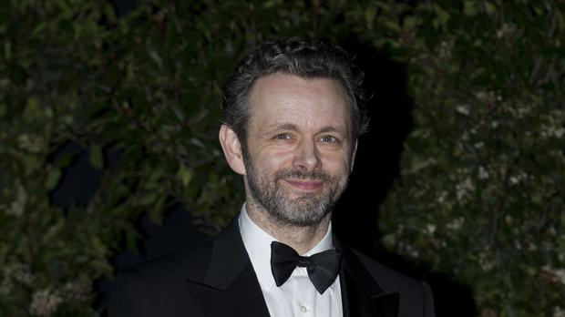 Michael Sheen took the spoils with a pavlova