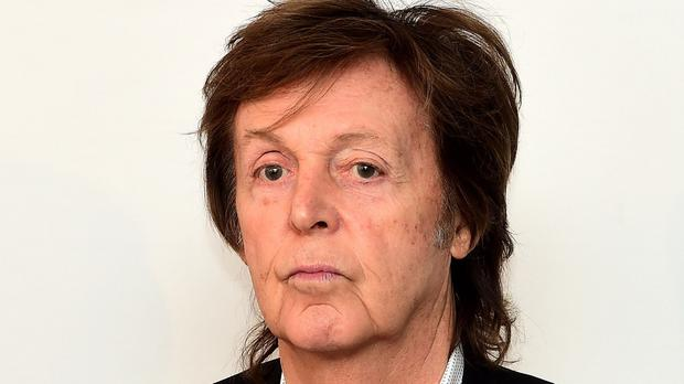 Sir Paul McCartney lived in the house in Speke, Liverpool, from the age of four to 10